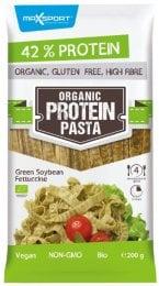 MAX SPORT NUTRITION PROTEIN ORGANIC PASTA těstoviny green beans