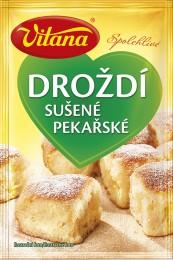 Vitana Droždí sušené pekařské