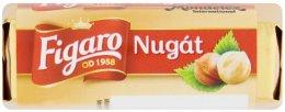 Figaro Nugát mléčná čokoláda plněná nugátovým krémem