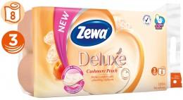 Zewa Peach toaletní papír 3vr., 8ks