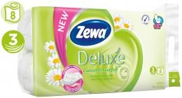 Zewa Camomile toaletní papír 3vr., 8ks