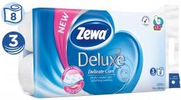 Zewa Delicate Care toaletní papír 3vr., 8ks