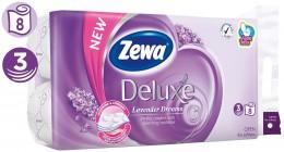 Zewa Lavender toaletní papír 3vr., 8ks