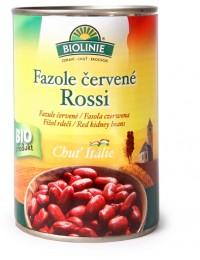 PROBIO Fazole červené Rossi sterilované