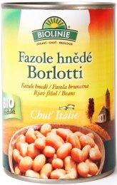 PROBIO Fazole hnědé Borlotti sterilované