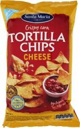 Santa Maria Tex Mex Tortilla chips sýrové