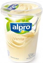 Alpro Fresh sojová alternativa jogurtu - vanilkový