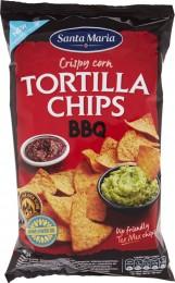 Santa Maria Tex Mex Tortilla chips BBQ