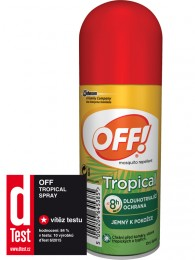 OFF! Tropical rychleschnoucí sprej