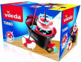 Vileda Turbo rotační mop s kbelíkem