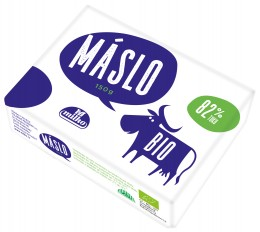 Milko Bio Máslo