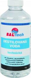 BALtech Destilovaná voda