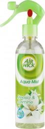 Airwick Aqua Mist Bílé květy frézie