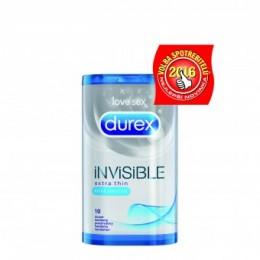Durex Invisible Extra Sensitive 10ks