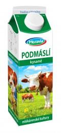 Moravia Podmáslí kysané 1 %