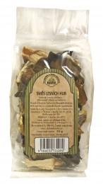 Směs lesních hub sušená