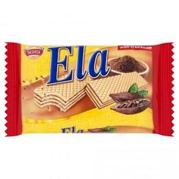 Sedita Ela Oplatky s krémovo-kakaovou náplní s čokoládovým aromatem a fruktózou