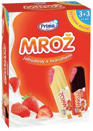Prima Mrož mix multipack, 6x45ml,