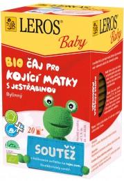 LEROS Baby BIO Čaj pro kojící matky 40g - 20×2g