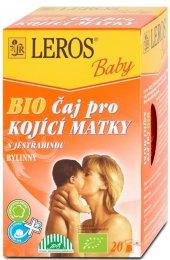 LEROS Baby BIO Čaj pro kojící matky 20×2g