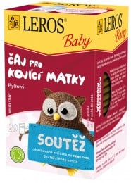 LEROS Baby Čaj pro kojící matky