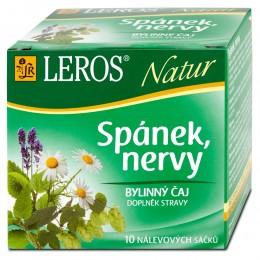 LEROS Natur Spánek, nervy čaj