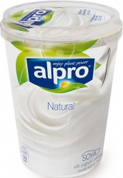 Alpro Fresh sojová alternativa jogurtu natural