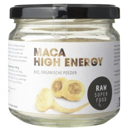 Raw Organic Food Maca prášek