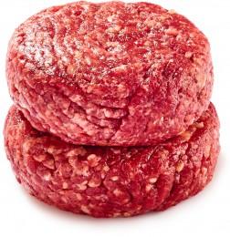 TRMS BIO Angus hovězí burger 2ks