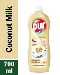 Pur Gold Care Coconut Milk prostředek na ruční mytí nádobí