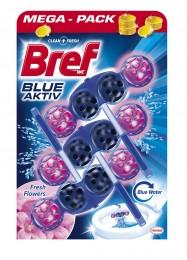 Bref Blue Aktiv Fresh Flower 3x50g