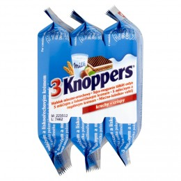 Knoppers  3x25g Pack