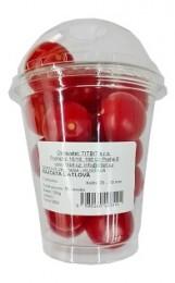 Rajčata cherry oválná, shaker