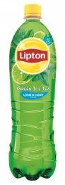 Lipton Čaj zelený limeta máta