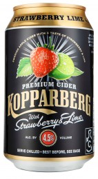 Kopparberg Cider jahoda&limetka
