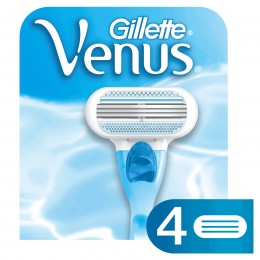 Gillette Venus Hlavice KDámskému Holicímu Strojku, 4ks