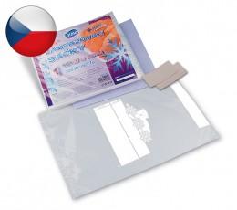 Cleanex Trade zamrazovací sáčky, 20x30cm, 50ks