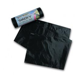 Cleanex Trade igelitové sáčky na odpad pevné 60l 10ks