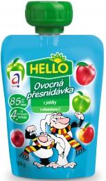 Hello Ovocná přesnídávka s jablky a s vitaminem C