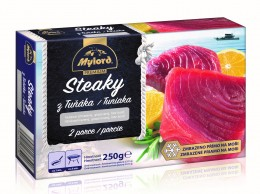 Mylord PREMIUM Steaky z tuňáka