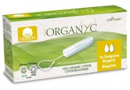 Organyc BIO tampony REGULAR 16ks