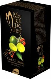 Biogena Majestic MAJ Goji&limetka čaj