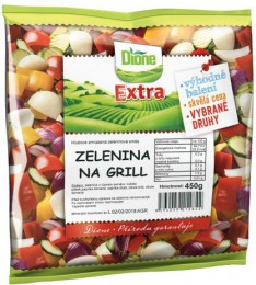 Dione Extra Zelenina na grill