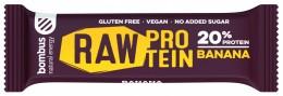 Bombus natural energy protein - banana tyčinka