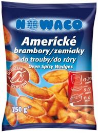 Nowaco Americké brambory dotrouby kořeněné