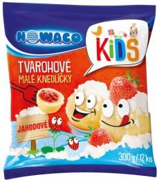 Kids jahodové knedlíčky