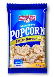 MAGIC POP POPCORN máslový
