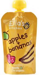 Ella's Kitchen kapsička jablko a banán