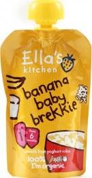 Ella's Kitchen BIO Snídaně - banán a jogurt