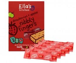 Ella's Kitchen Tyčinka - Jahoda a jablko PACK 5ks